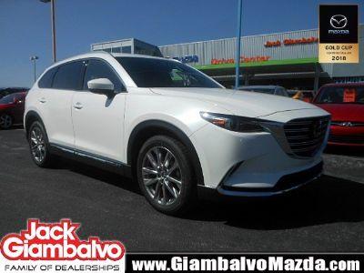 2017 Mazda CX-9 Grand Touring (Snowflake White Pearl Mica)