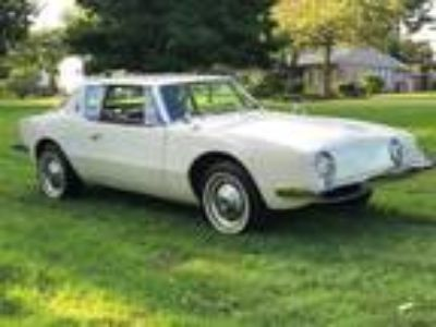 1963 Studebaker Avanti Automatic