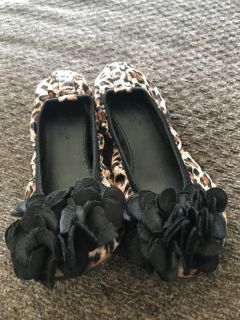 Size 11 cheetah shoes