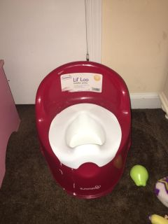 Potty and Potty Chair