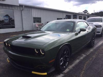 2019 Dodge Challenger GT (F8 Green)