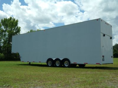 2003 Stacker 3 Car Hauler