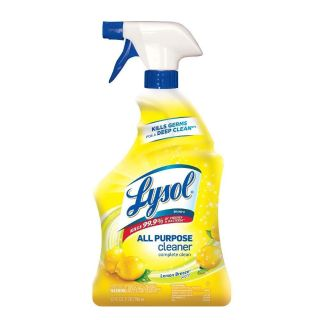 Lysol Disinfecting Spray Cleaner