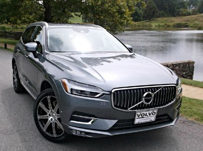 2018 Volvo XC60 T6 Inscription (Osmium Gray Metallic)