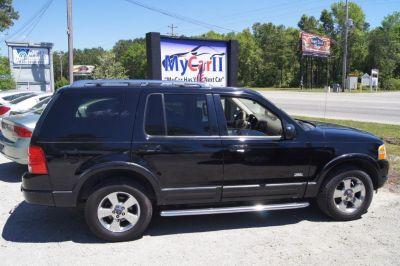 2003 Ford Explorer Limited (Black)