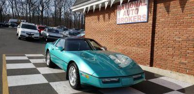 1990 Chevrolet Corvette Base (Green)