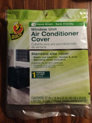 Air conditioner cover NIP