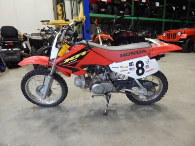2003 Honda XR70R Competition/Off Road Motorcycles Concord, NH