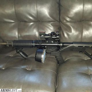 For Sale: Delton 5.56 w/extras