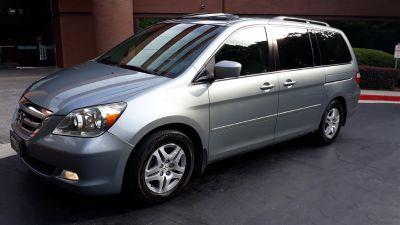 2007 Honda Odyssey EX-L (Green,Light)