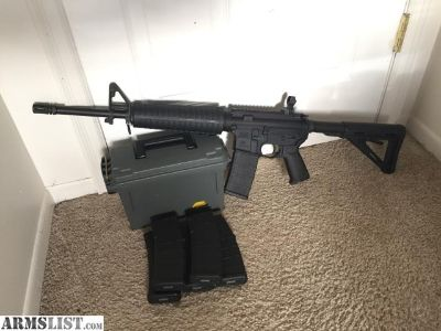 For Sale: PSA AR15, mags, ammo package