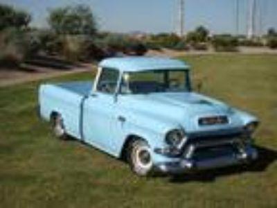 1957 GMC Carryall Pickup Truck