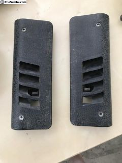 Bug air vents, Later years