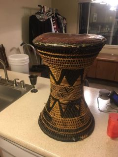 Africa stools from the 18hundred 250.00 each great shape