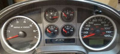 Purchase REPAIR SERVICE 2004 2005 2006 Ford F150 F-150 Gauge Cluster Speedometer motorcycle in Racine, Wisconsin, United States, for US $99.99