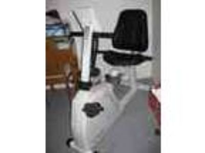 Like New Semi Recumbent Bike