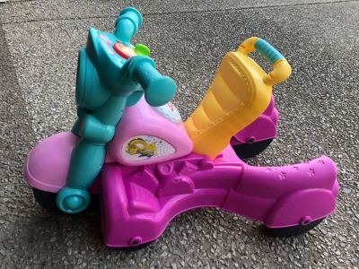 Ride on toy / walker