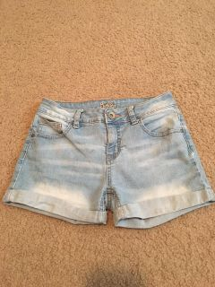 Justice brand shorts. In great condition. Only worn a few times. Size 12R. Asking $5