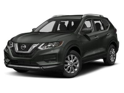 2017 Nissan Rogue SV (GRAY)