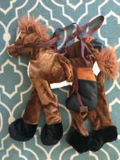 Horse riding costume 2t/3t