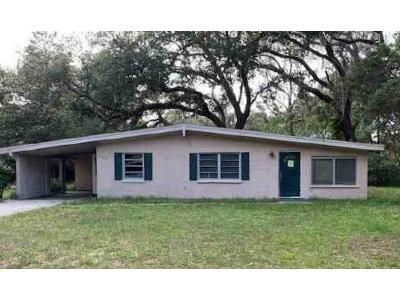 2 Bed 1 Bath Foreclosure Property in Dade City, FL 33523 - Leisure St