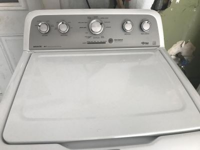 Washer and dryer set (not matching)$200