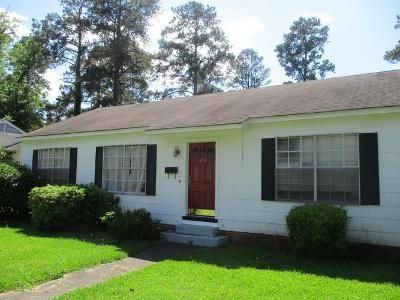 3 Bed 1 Bath Foreclosure Property in Hattiesburg, MS 39401 - S 16th Ave