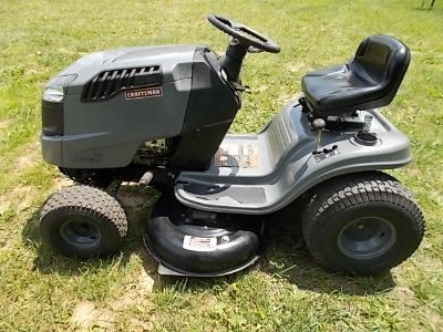2011 Craftsman LT1500 Riding Mower
