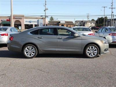 2018 Chevrolet Impala 4dr Sdn LT w/1LT (Gray)