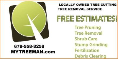 My Tree Man TREE SERVICE THE TREE COMPANY OF MARIETTA