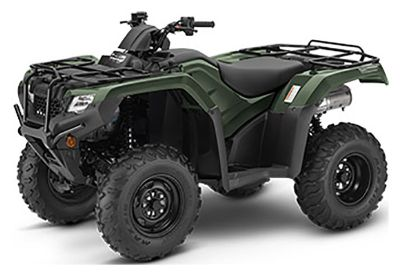 2019 Honda FourTrax Rancher 4x4 DCT IRS Utility ATVs Crystal Lake, IL