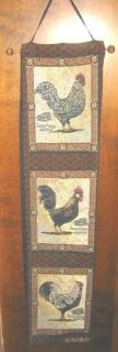 HANGING TAPESTRY - CHICKEN THEME