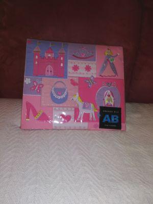 Amanda Blu Princess scrapbook