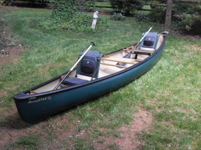 Bell Royalex Canoe