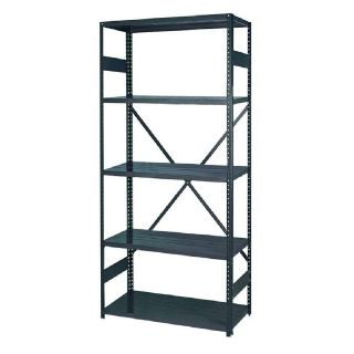 Industrial Steel Shelving - 10 Shevles per Unit