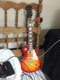 For Sale/Trade: Les Paul for 357 or 45