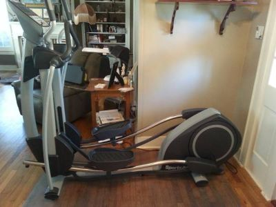Elliptical...Commercial for the home