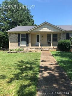 2 Bed 1 Bath Hermitage Duplex