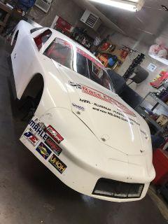NASCAR late model stock turn key or roller