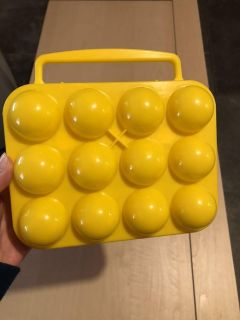 Dozen Egg Carrier for Camping. Brand New Without Tags.