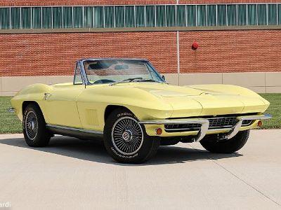 1967 Chevrolet Corvette Stingray Convertible