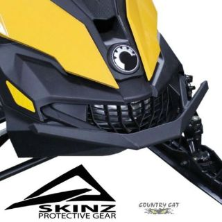 Buy Skinz ChromAlloy Aluminum Black Front Bumper - Ski-Doo 2013-2016 Rev-XM & XS motorcycle in Sauk Centre, Minnesota, United States, for US $124.99