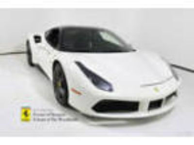 2016 Ferrari 488 GTB 2016 FERRARI 488 GTB, 2-TONE ROOF, HIGHLY OPTIONED