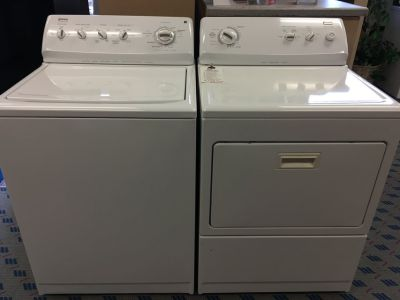Kenmore Elite Washer & Dryer Set / Pair - USED