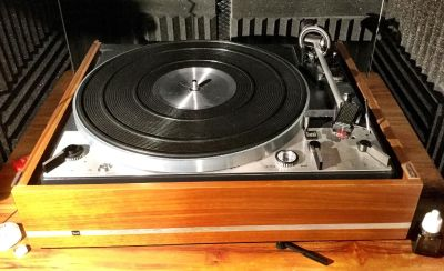 Dual 1229 turntable, fully restored!