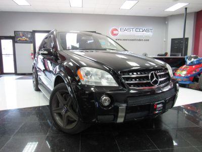 2007 Mercedes-Benz SLX ML63 AMG (Black)