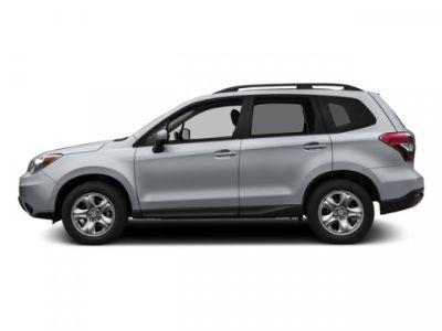 2016 Subaru Forester 2.5i (Ice Silver Metallic)