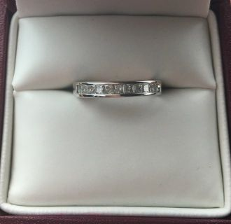 Wedding band or Anniversary Band for SALE