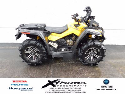 2012 Can-Am Outlander 800R X mr Utility ATVs Tampa, FL