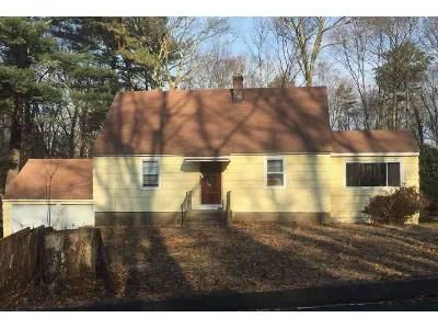 3 Bed 1 Bath Foreclosure Property in Tolland, CT 06084 - Loehr Rd